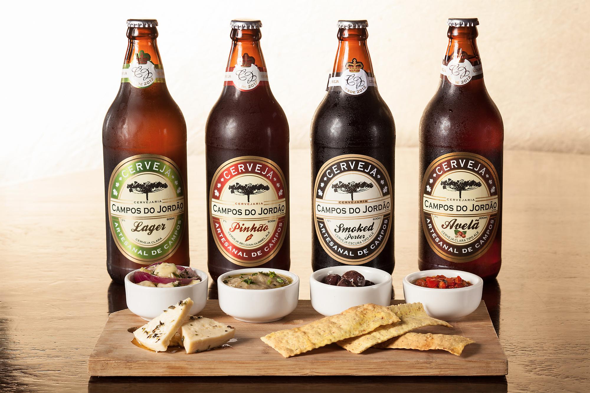 design de rótulo cerveja