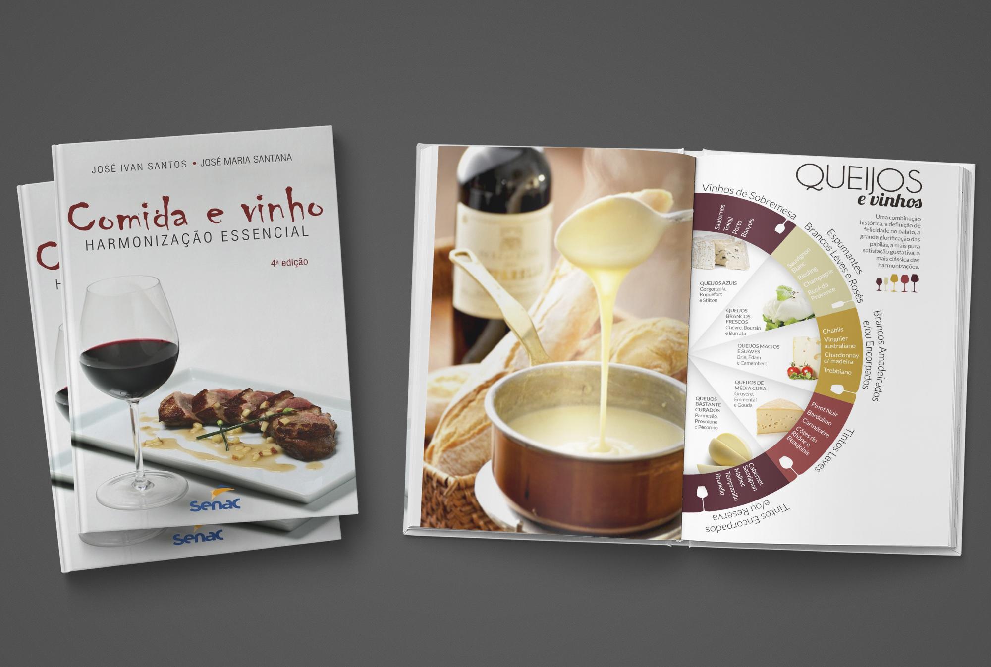 diagramação livro vinho