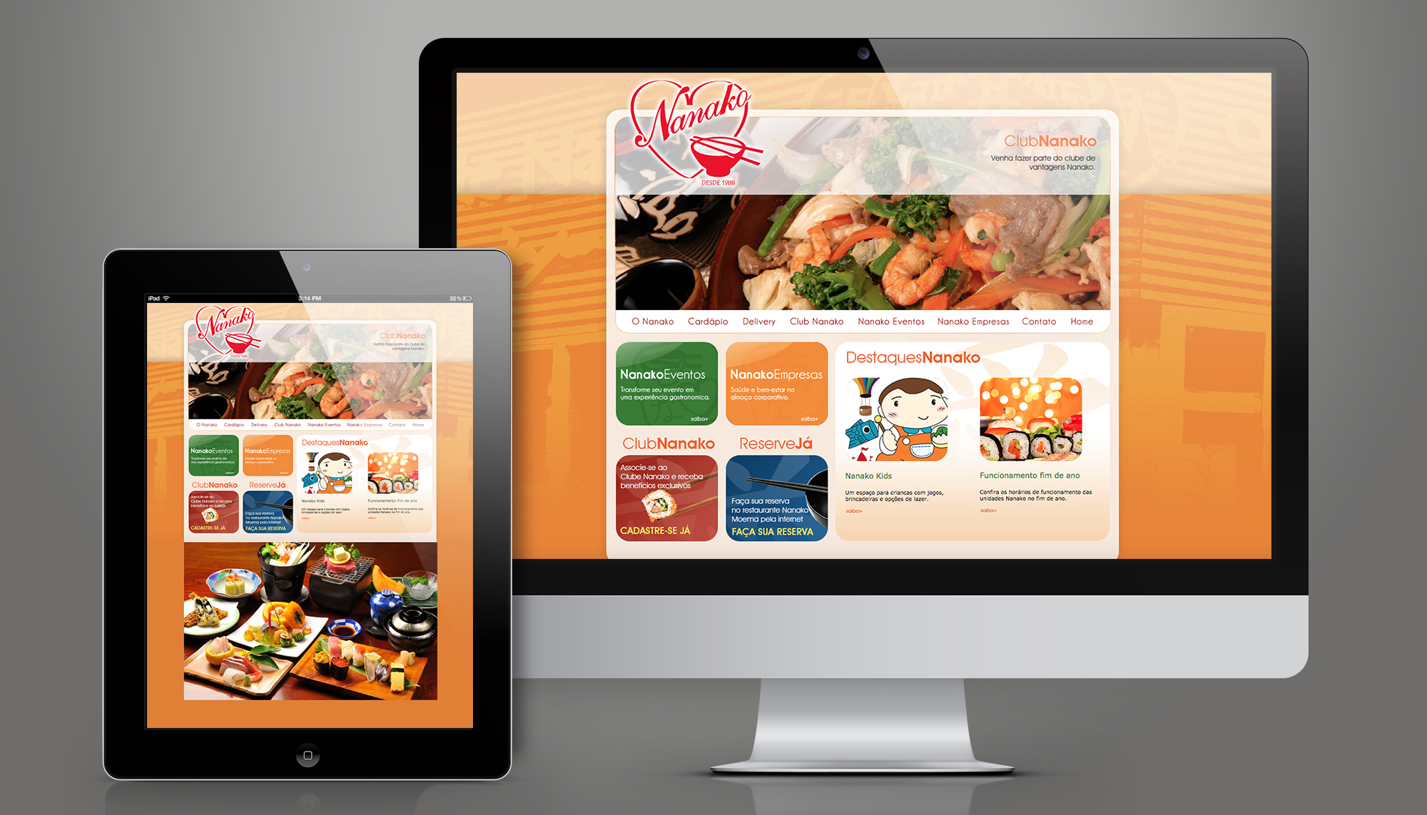 email marketing restaurante japonês